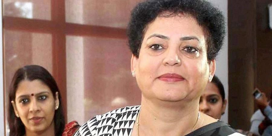 National Commission for Women chairperson Rekha Sharma