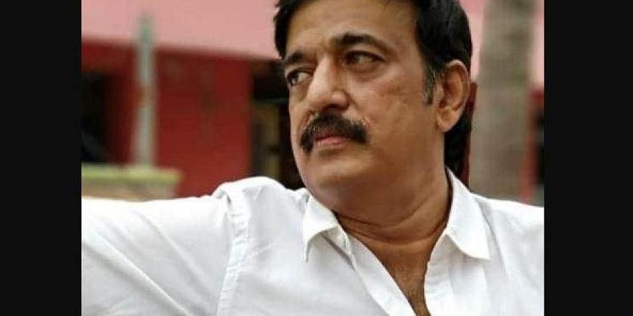 Malayalam actor Anil Murali