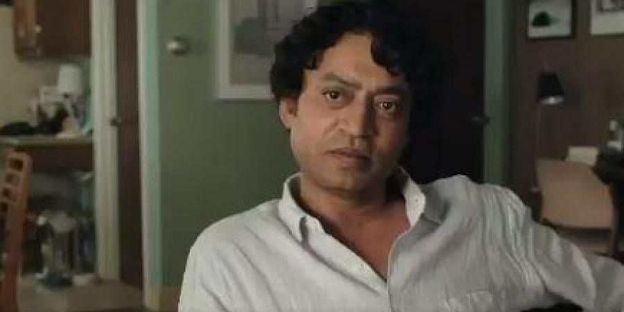 Irrfan Khan in 'Life of Pi'