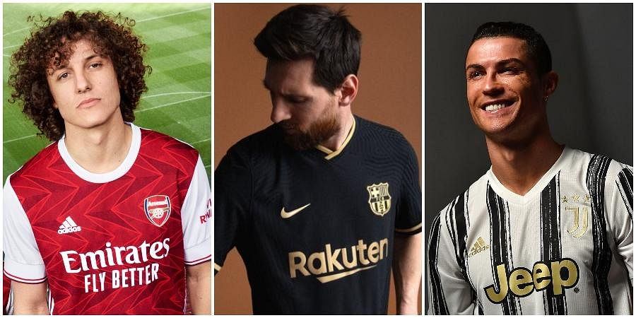 Football Kits 2020 21 Revealed Juventus To Arsenal These 10 Jersey Designs Are Among Europe S Best The New Indian Express