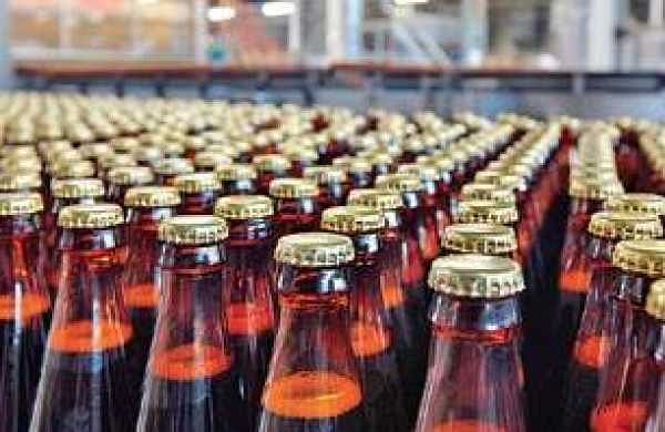 33,000 cans of illegally imported beer seized in Greater Noida