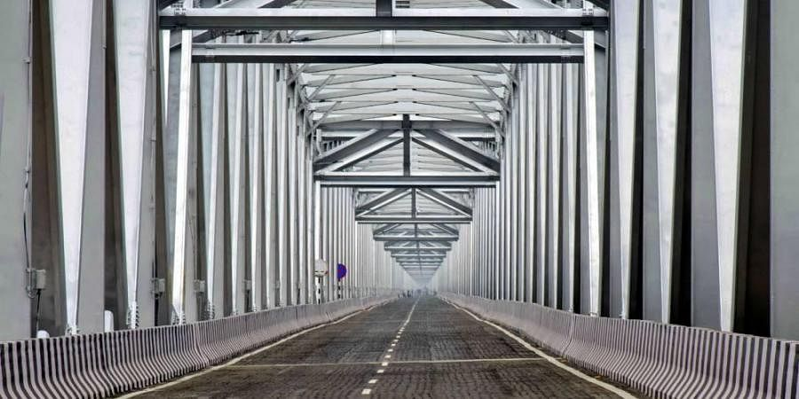 Gandhi setu bridge