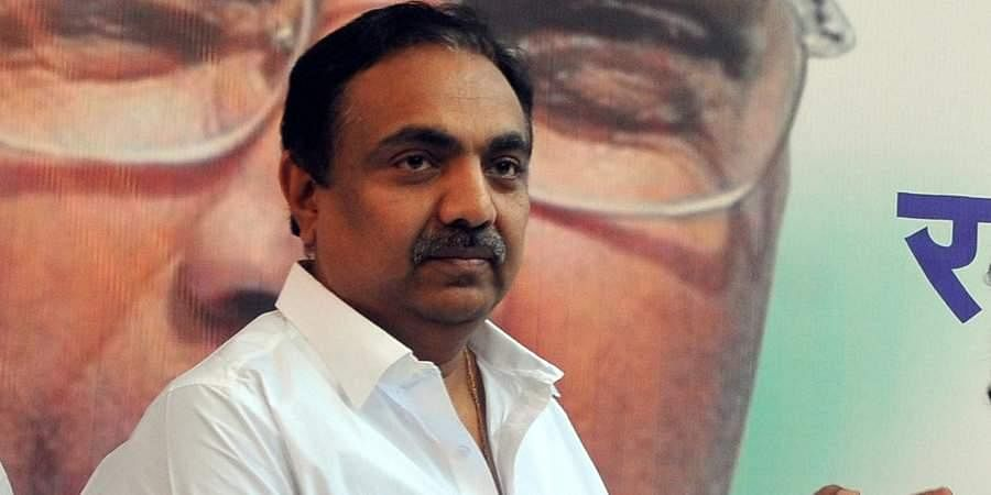 Maharashtra water resources minister Jayant Patil