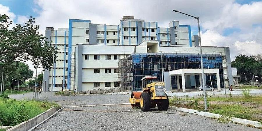 The 25-bed Pradhan Mantri Swasthya Suraksha Yojana Hospital, being built on the Kakatiya Medical College premises, would be dedicated for Covid-19 treatment