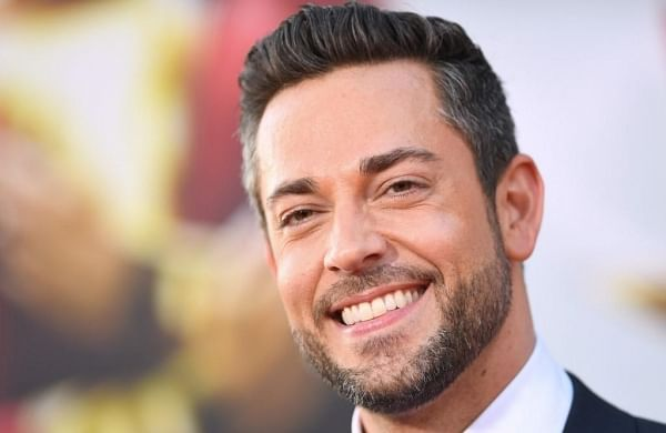 Shazam! actor Zachary Levi to play the lead in Kurt Warner's biopic