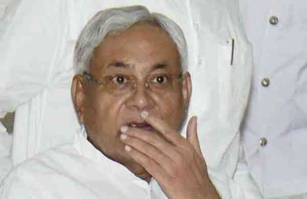 Bihar CM Nitish Kumar sends swab sample for COVID-19 test