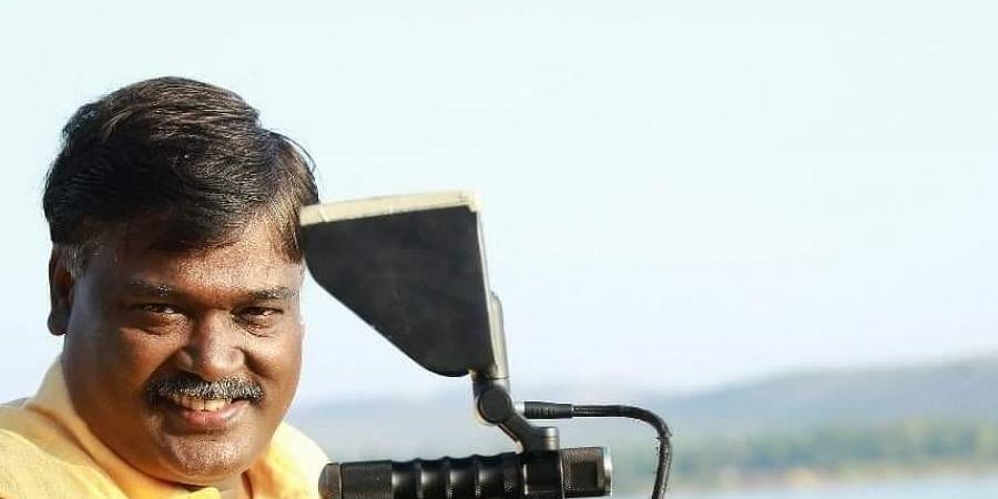 Director Dayal Padmanabhan