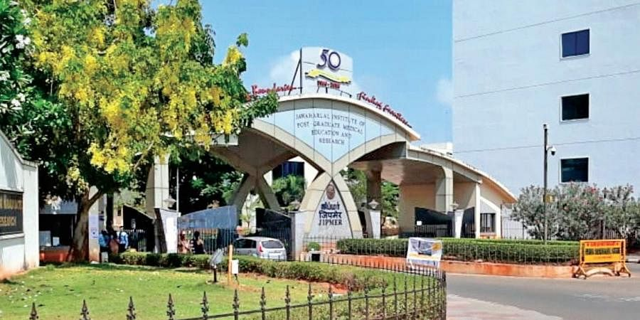 A view of JIPMER in Puducherry | representational picture