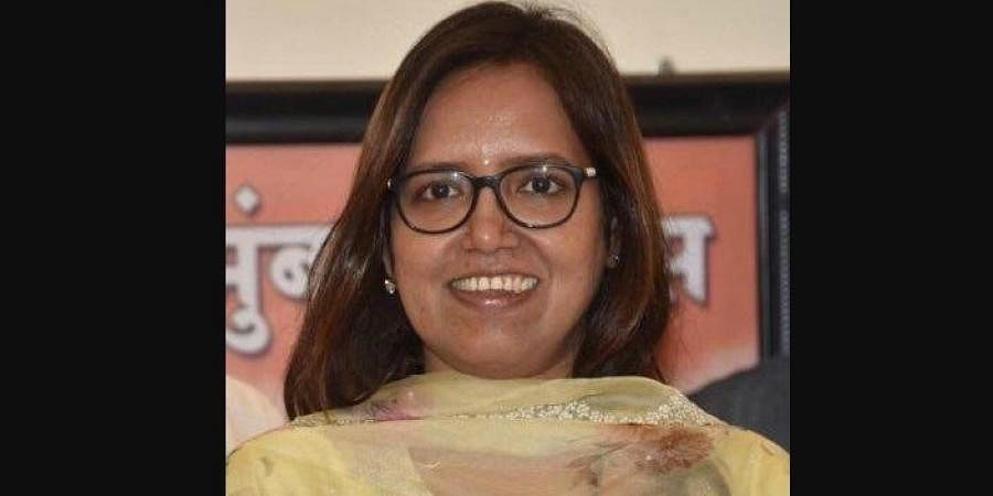 Maharashtra Education Minister Varsha Gaikwad
