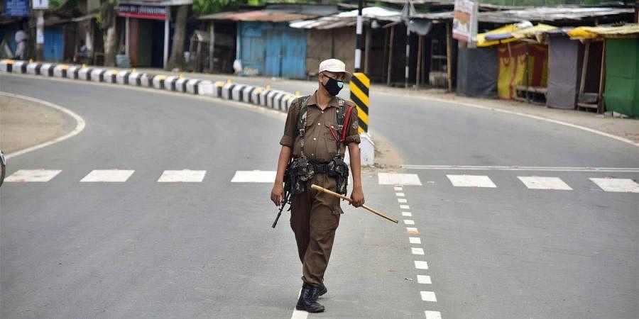 Assam lokdown