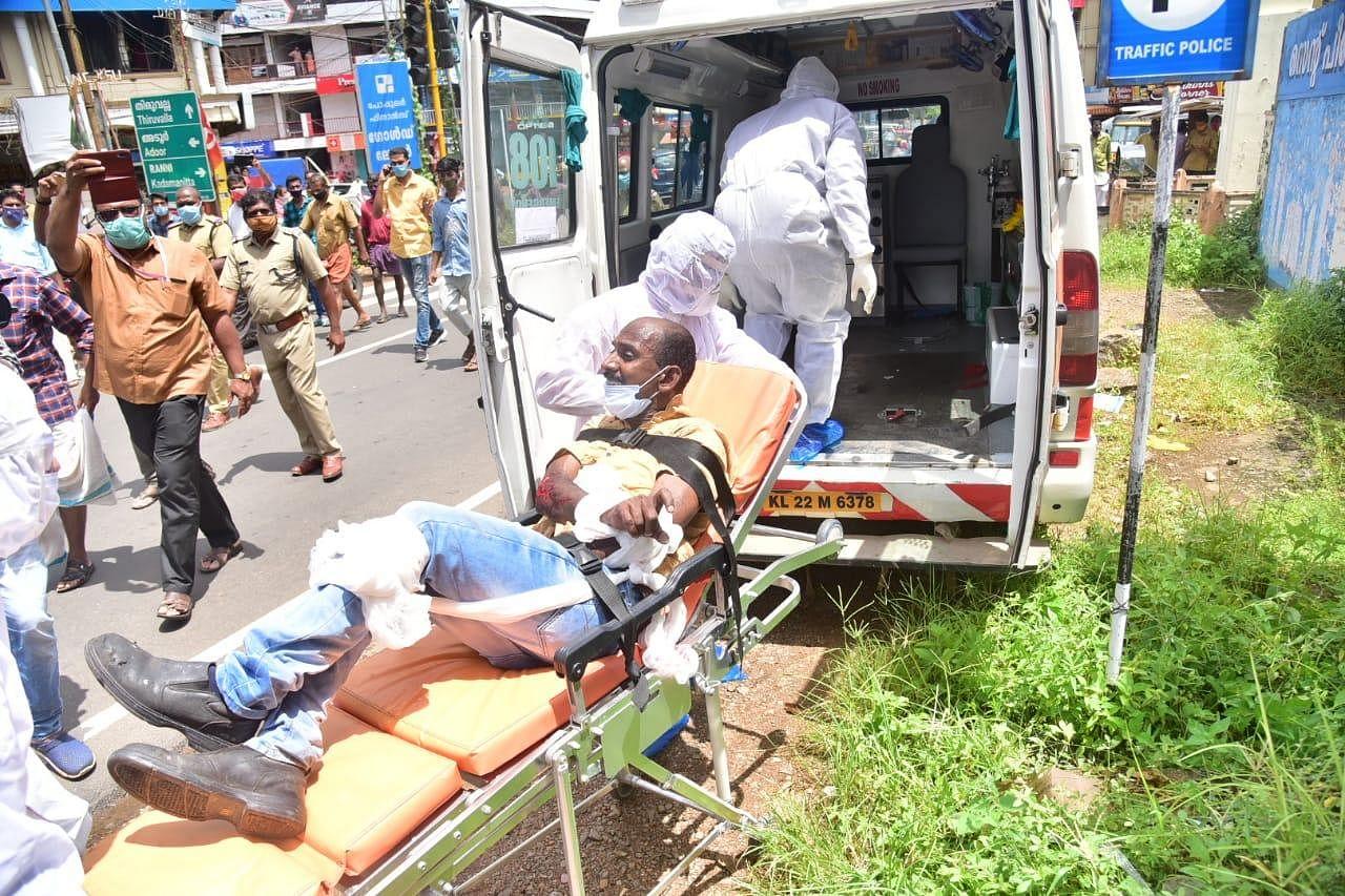 Pathanamthitta has already reported three COVID-19 cases till yesterday.