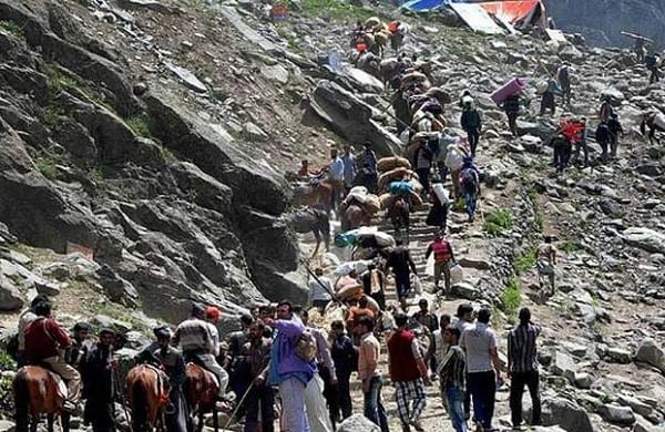 COVID-19 fallout: Amarnath Yatra 2020 to happen with only 500 pilgrims