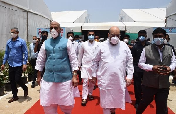 Amit Shah lauds forces for prompt steps in coronavirus fight