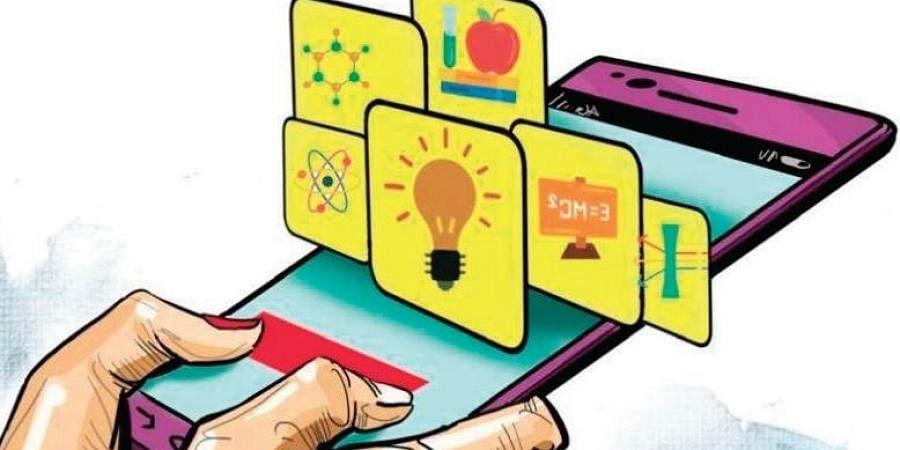 digital, online classes