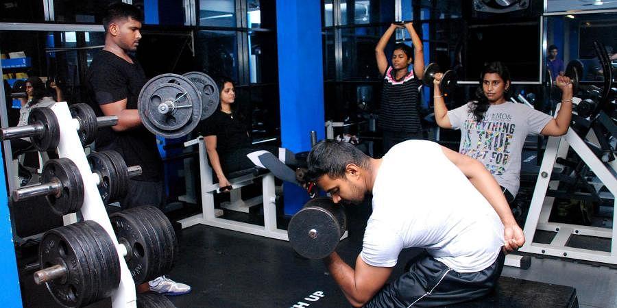 Gym, Body building