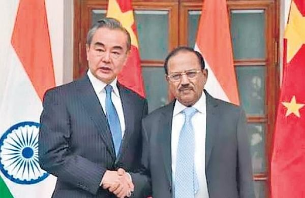 NSA Ajit Doval talks to Chinese Foreign Minister Wang Yi to ball rolling on disengagement along LAC