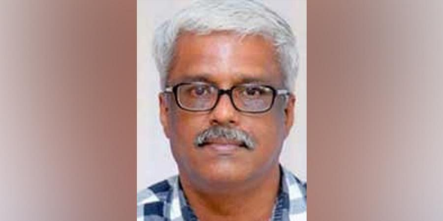 M Sivasankar, IT secretary, Kerala