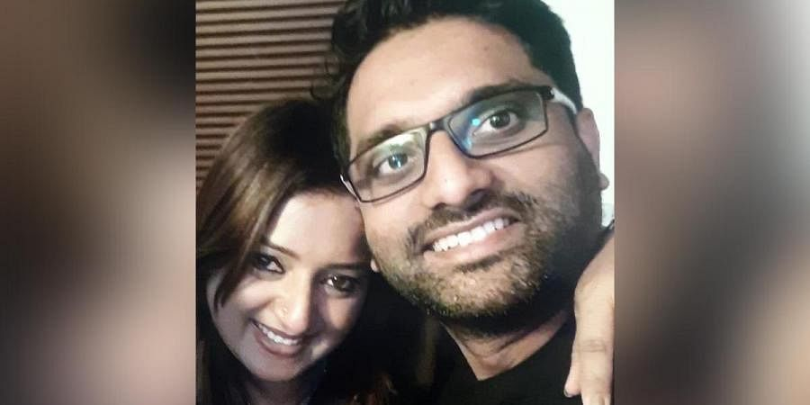 Swapna Suresh and Sarith Kumar