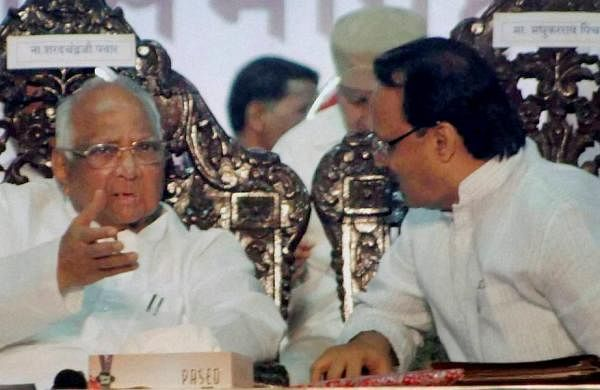 NCP chief Sharad Pawar asks nephew and Mahrashtra deputy CM Ajit to eat the humble pie