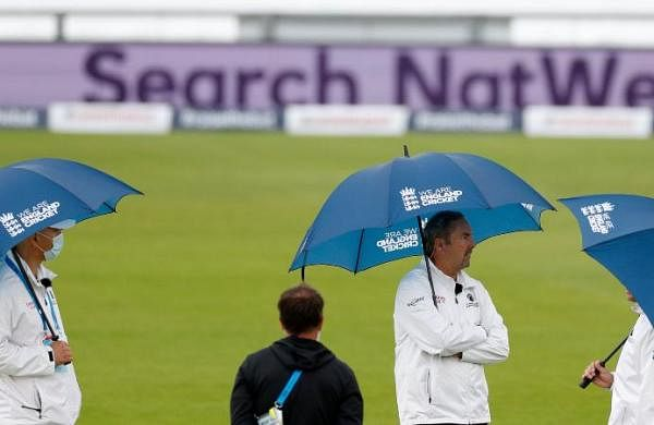 England vs West Indies first Test: Start of play delayed by rain