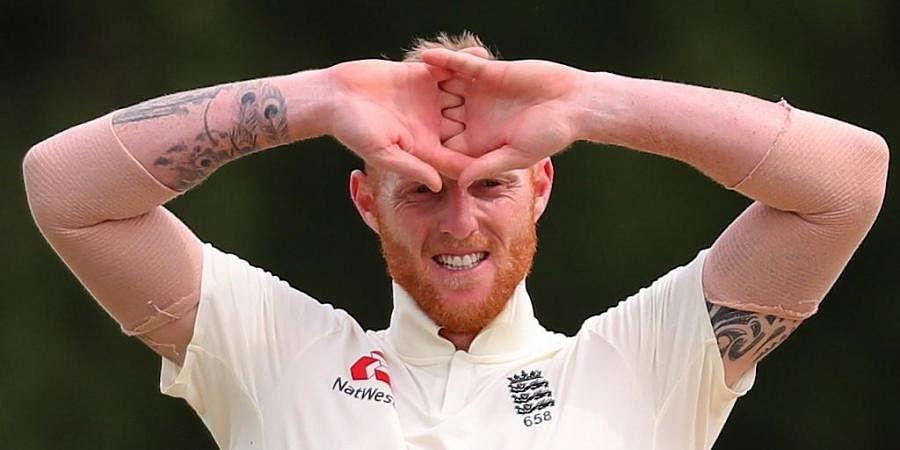 England's Ben Stokes. (Photo   AFP)