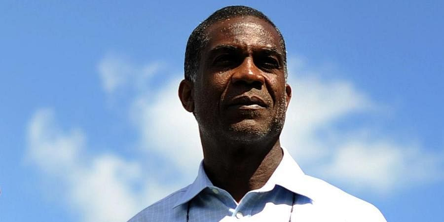 West Indies legend Michael Holding