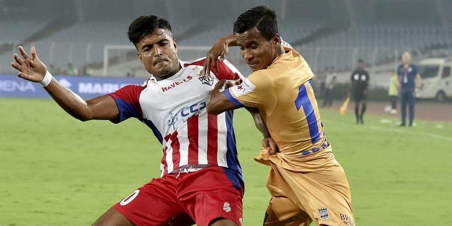 ATK defender Pritam Kotal