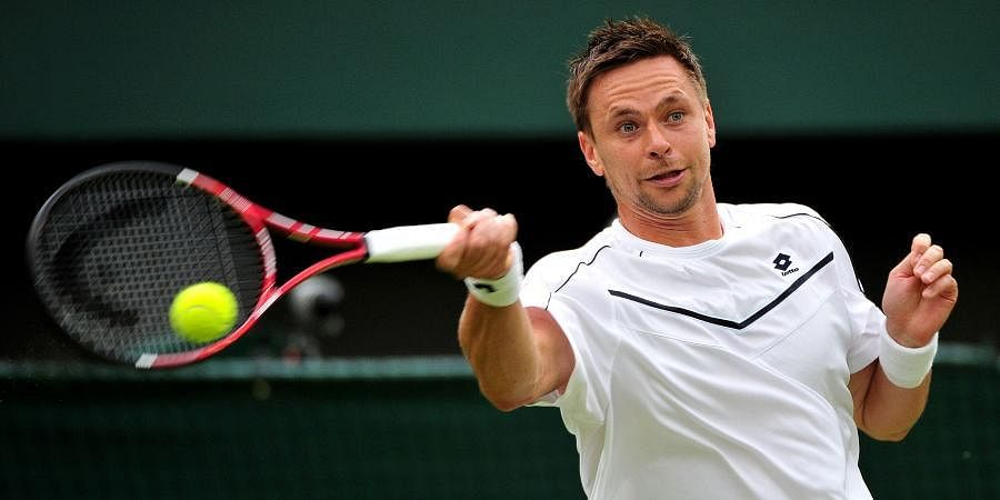 Two-time French Open finalist Robin Soderling