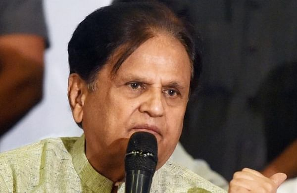 ED questions Congress leader Ahmed Patel for fourth time in PMLA case