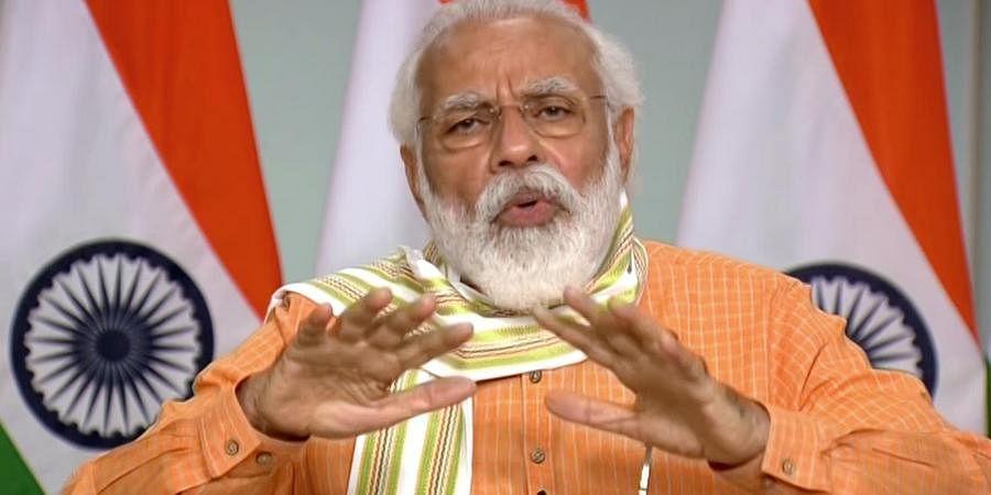Prime Minister Narendra Modi. (Photo| PTI)