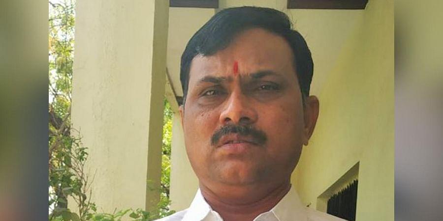 Maharashtra BJP MLA Narayan Kuche.