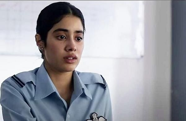 Janhvi Kapoor Drops Breathtaking Trailer Of Gunjan Saxena The Kargil Girl The New Indian Express