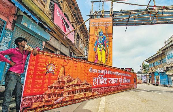 BJP set for a rebirth post Ayodhya 'bhoomi pujan'