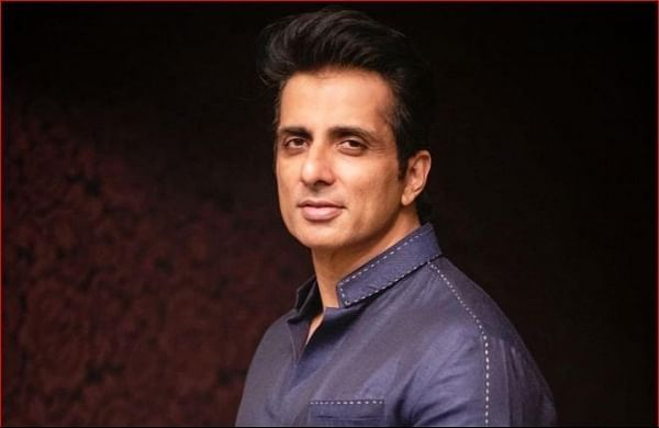Sonu Sood participates in Green India Challenge, plants sapling in Ramoji Film City
