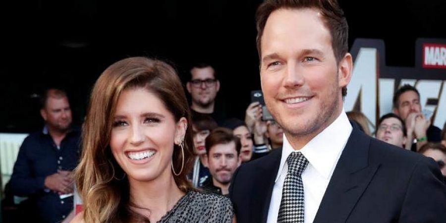 Chris Pratt announced his engagement with Katherine in January this year.