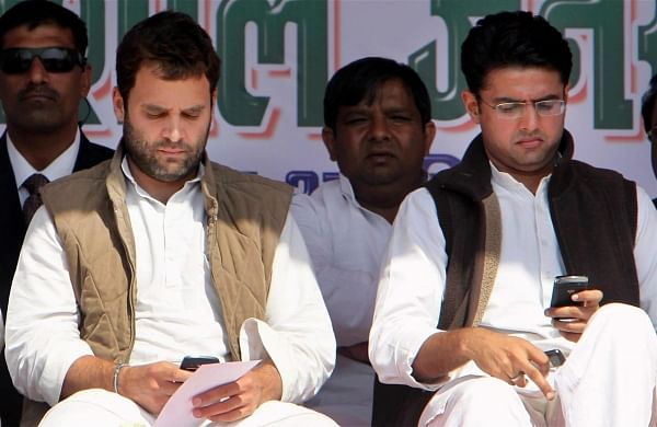 Congress, Pilot smoke peace pipe as month-long political impasse in Rajasthan finally ends