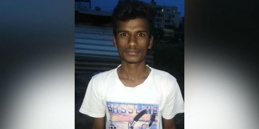 Mahesh, who hails from Yadgir, lives in Bengaluru