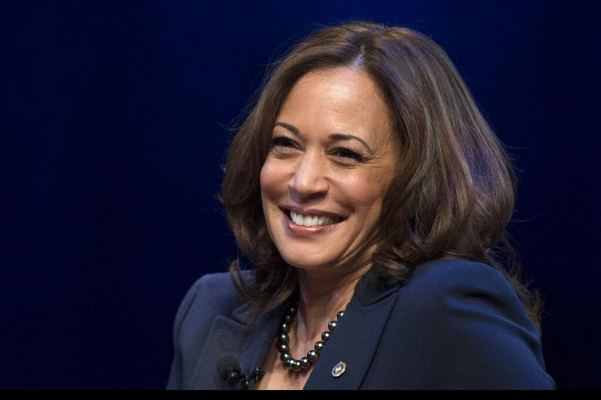 The Inspiring Story Of Us Senator Kamala Harris And Many Firsts The New Indian Express