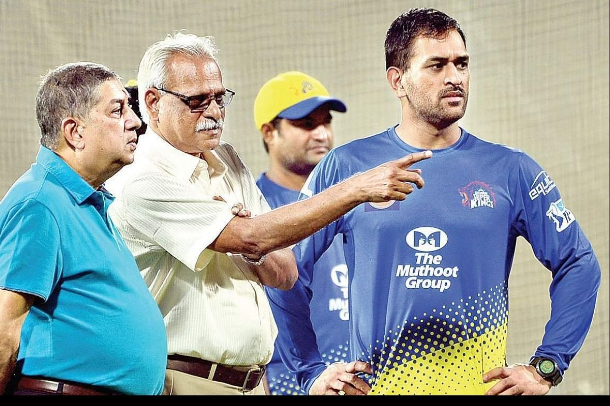 CSK expect MS Dhoni to be part of IPL 2021 and 2022: CEO Kasi Viswanathan- The New Indian Express