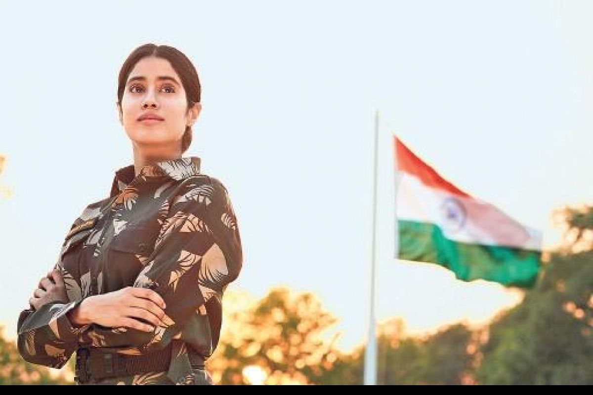 Iaf Writes To Censor Board Over Negative Portrayal In Movie Gunjan Saxena The New Indian Express