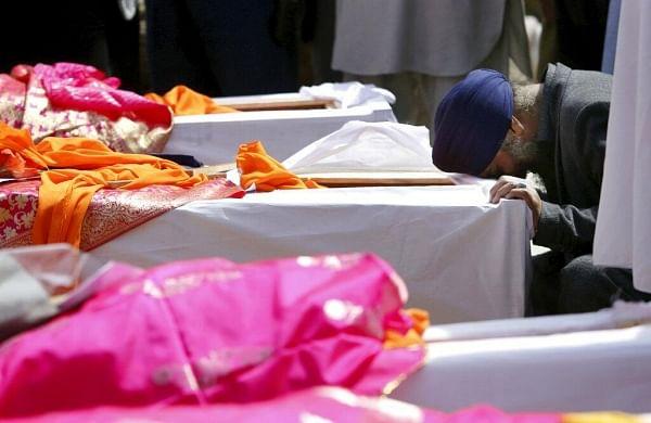DNA test shows Kabul gurdwara bomber was Afghan, not Keralite