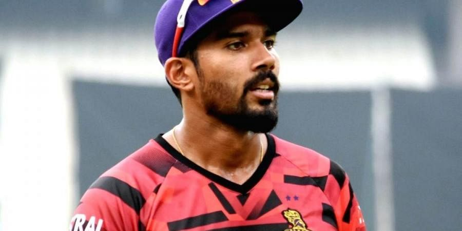 COVID-19 taught me that life is more than just cricket: KKR pacer Sandeep  Warrier- The New Indian Express