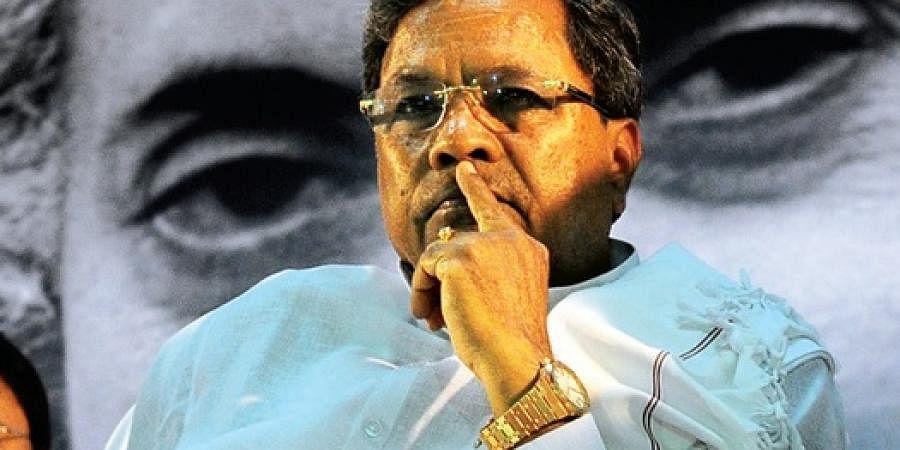 Former Karnataka CM and Congress leader Siddaramaiah