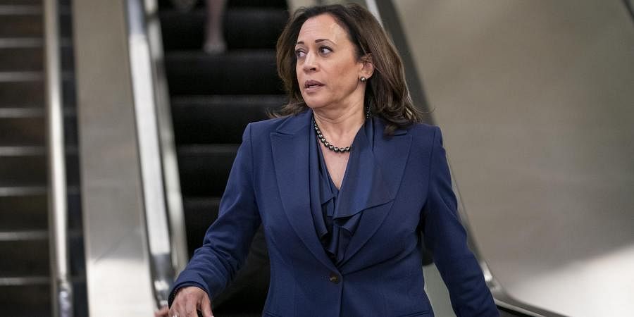 We Have Her Back Women Say They Will Fight Sexism Ugly Attacks On Kamala Harris The New Indian Express