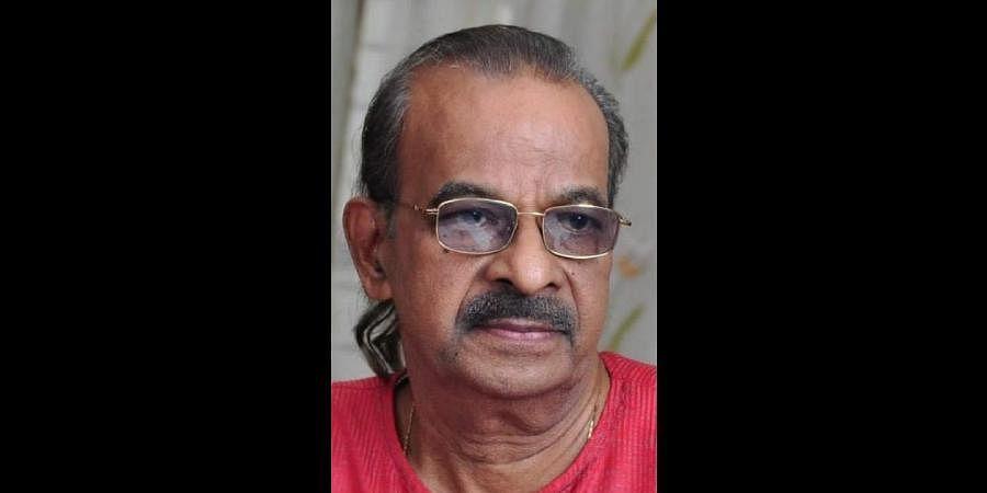 Late Malayalam lyricist Chunakkara Ramankutty