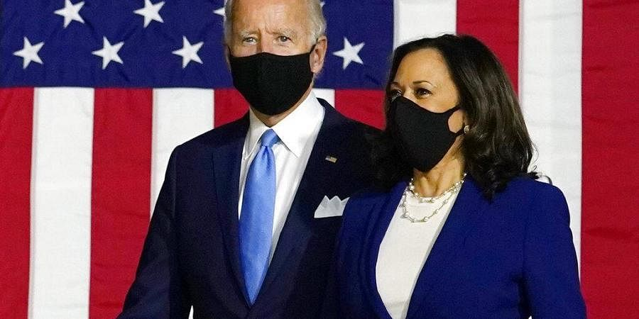 Joe Biden Raises Usd 26 Million Within 24 Hours Of Announcing Kamala Harris As Vp Choice The New Indian Express