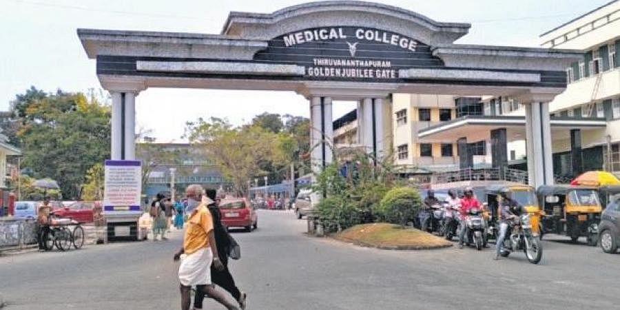 Medical College Hospital inThiruvananthapuram