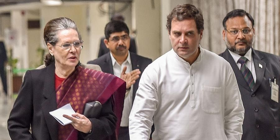 Sonia Gandhi had taken over as interim chief on August 10 last year after Rahul Gandhi resigned taking responsibility for the party's debacle in the Lok Sabha election.