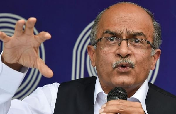 SC holds senior advocate Prashant Bhushan guilty of contempt for tweets against judiciary