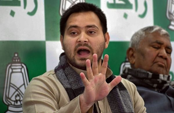 Tejashwi Yadav attacks Nitish Kumar government for 'lying' about RT-PCR testing numbers